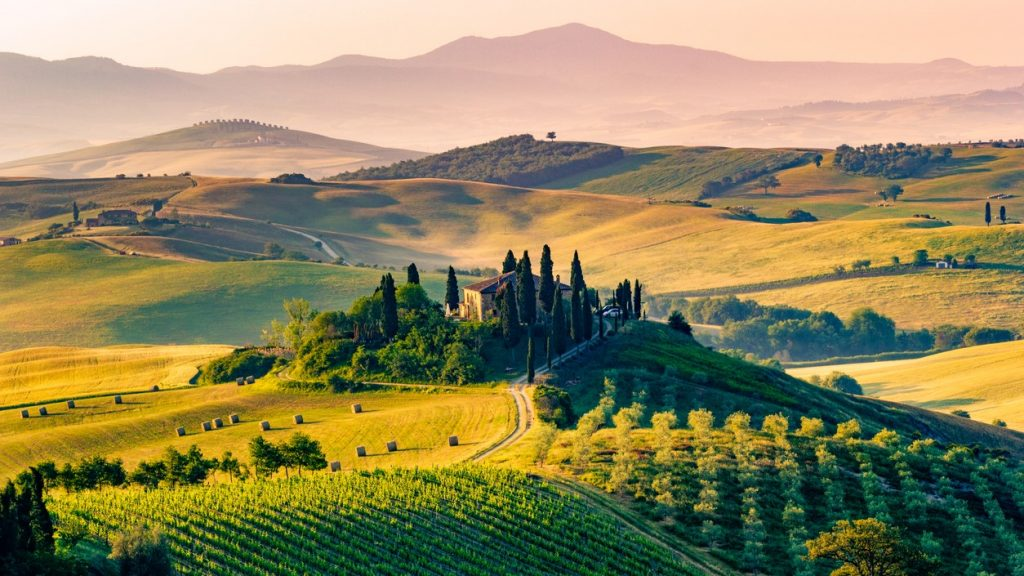 towns in Italy, day trips from Rome