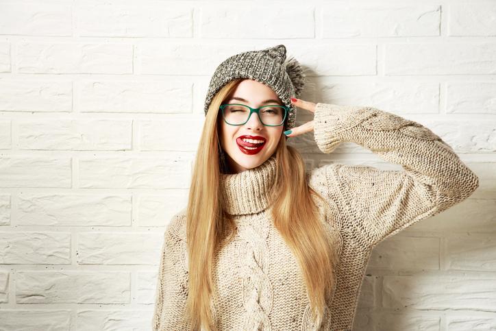 Winter styling for women