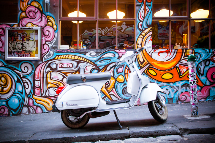 Melbourne bustles with colourful street art - things to do in Melbourne