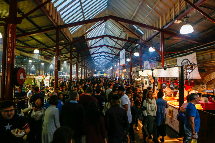 Queen Victoria Market Melbourne Australia - things to do in Melbourne