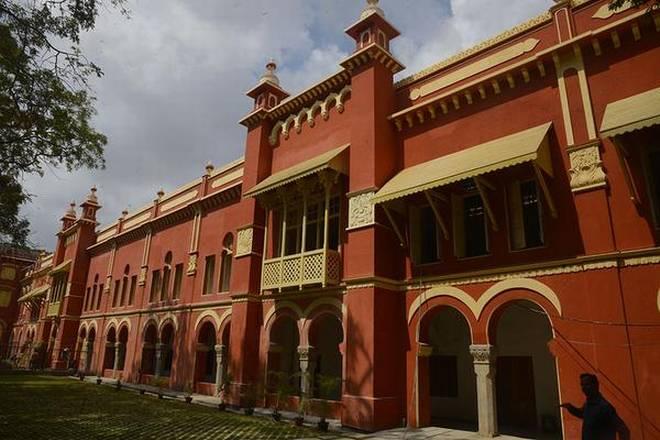 Chennai Chepauk Palace