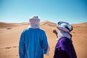 The Middle East | Source: Unsplash
