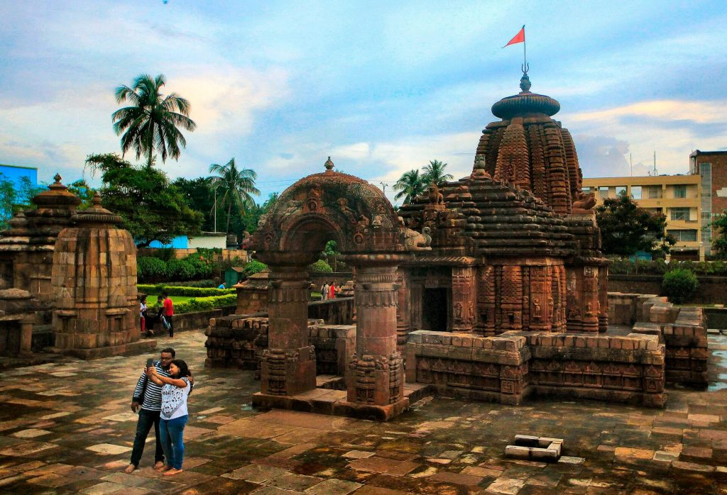 Mukteswar Temple, Bhubaneshwar