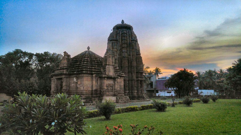 Raja Rani Temple, Bhubaneshwar, Orissa
