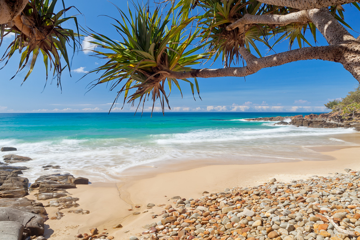 Coolum Beach on Queensland's Sunshine Coast