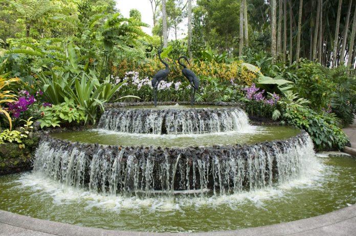 Fountain Singapore