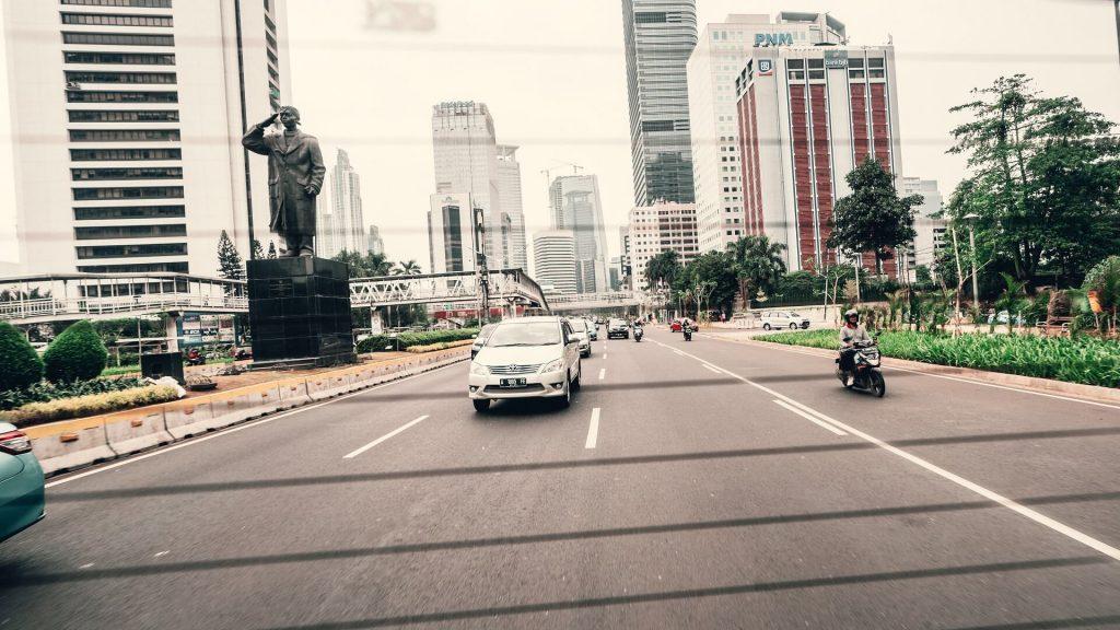 Street in Jakarta