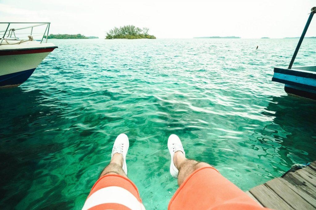 Jakartan waters