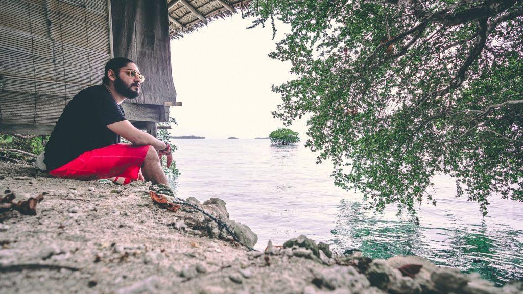 Pulau Macan Island