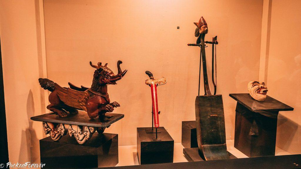 Inside Jakarta's museum