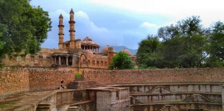 Jami Masjid, Champaner, Gujarat