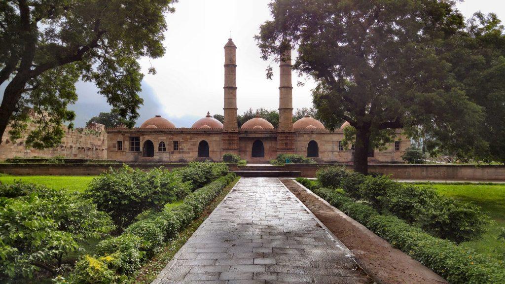 Saher ki Masjid, Champaner