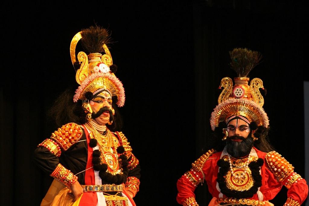 Witness Yakshagana when you visit Karnataka