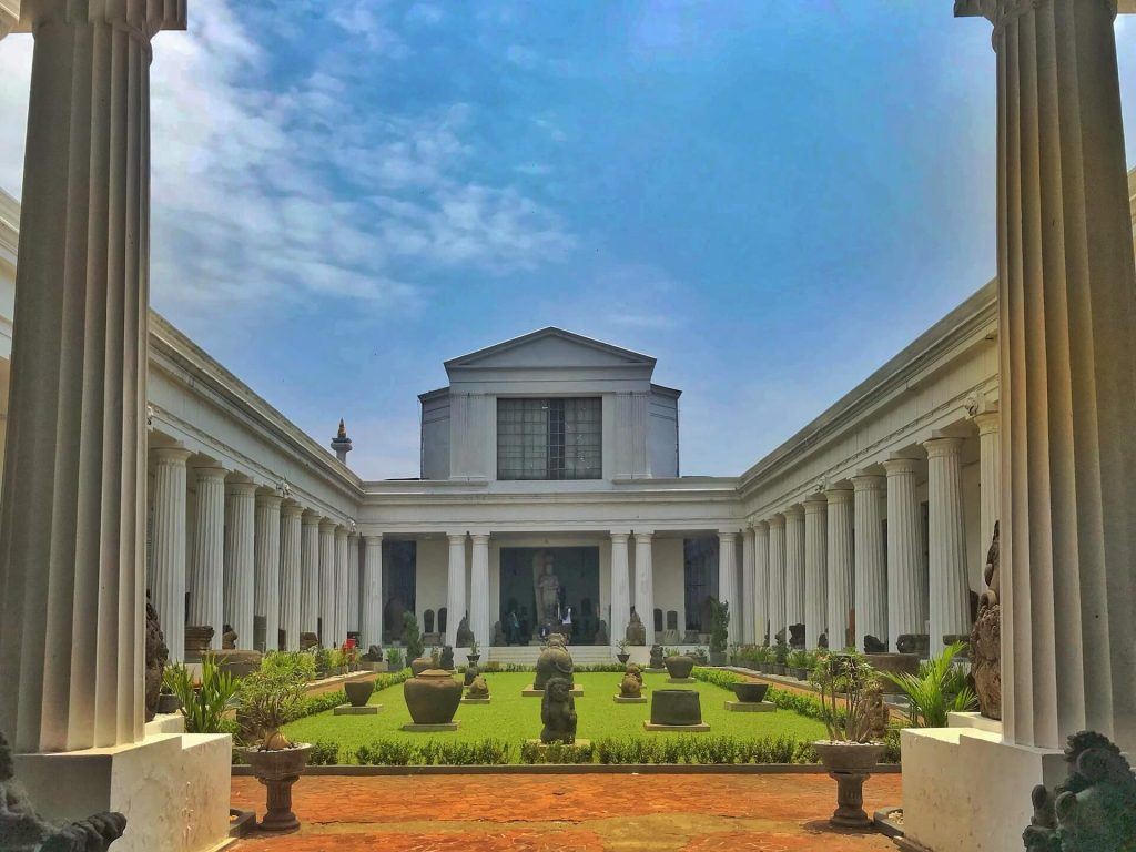 Visit to National Museum, Jakarta