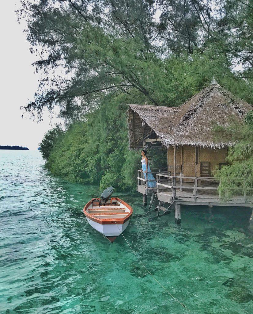 Pulau Macan Island - Islands in Indonesia