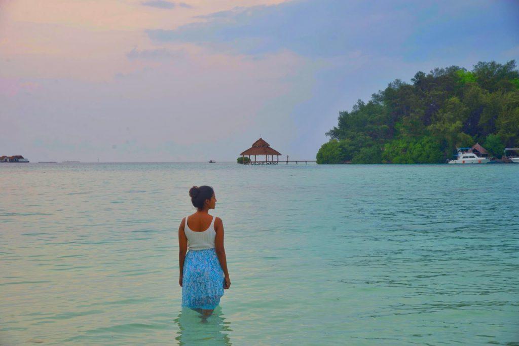 Jakarta Island waters - Islands in Indonesia