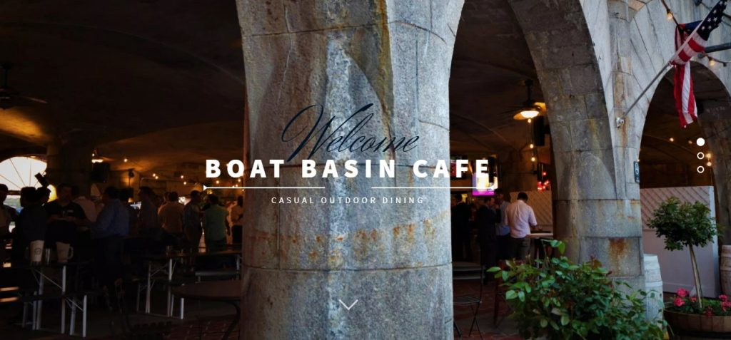 boat basin cafe - pet-friendly restaurants and food places