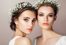 make up tips for winter wedding destination