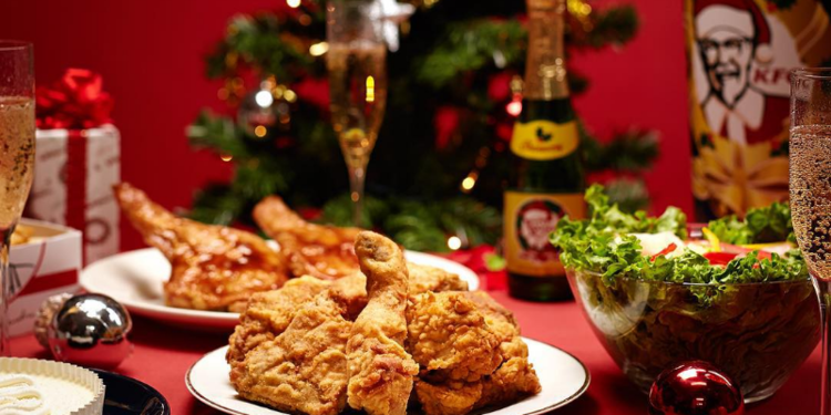 Christmas-KFC