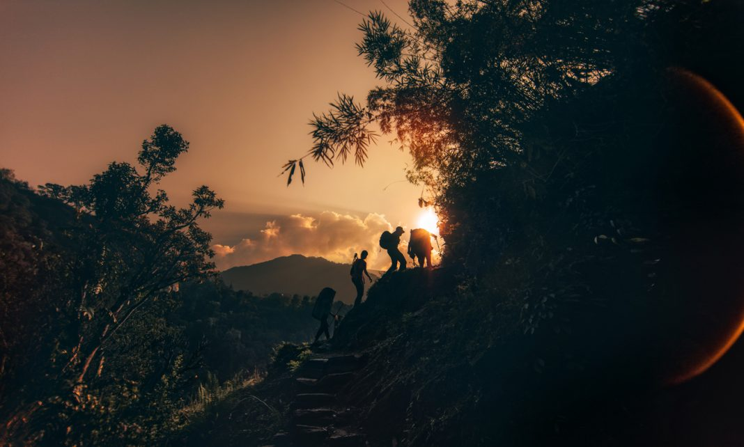 Virtual Hiking Trails
