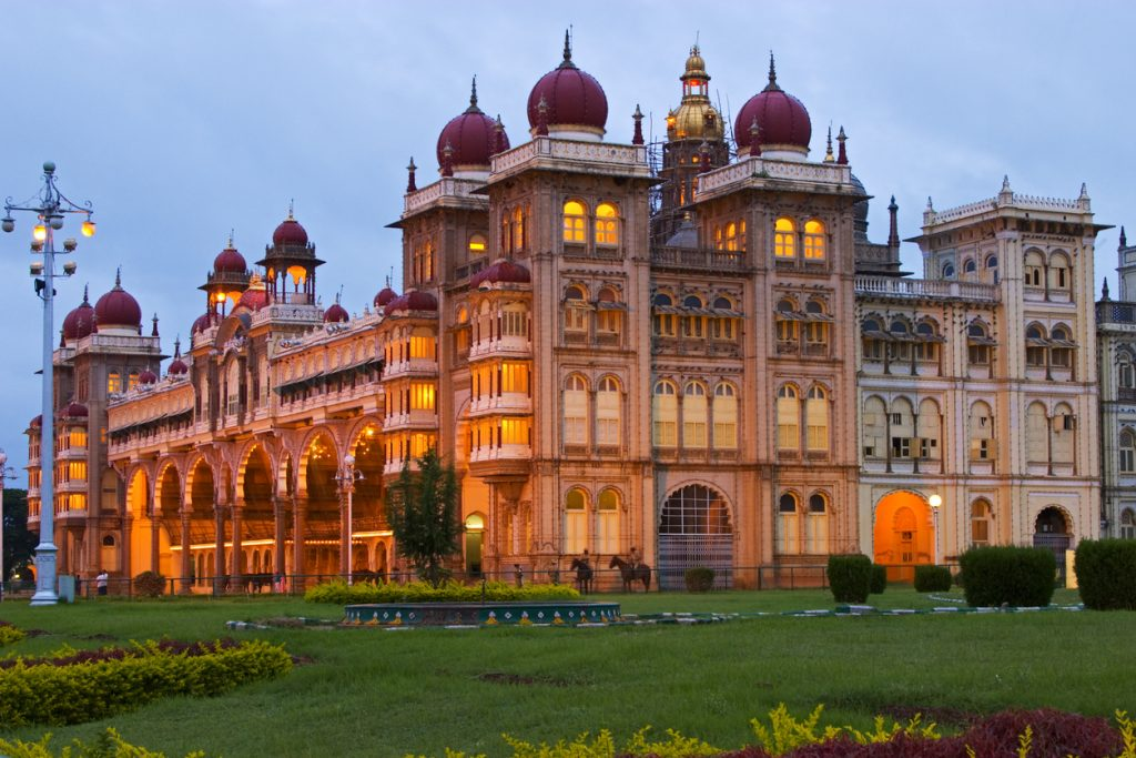 Mysore Palace, Mysore, India Places To See In Karnataka