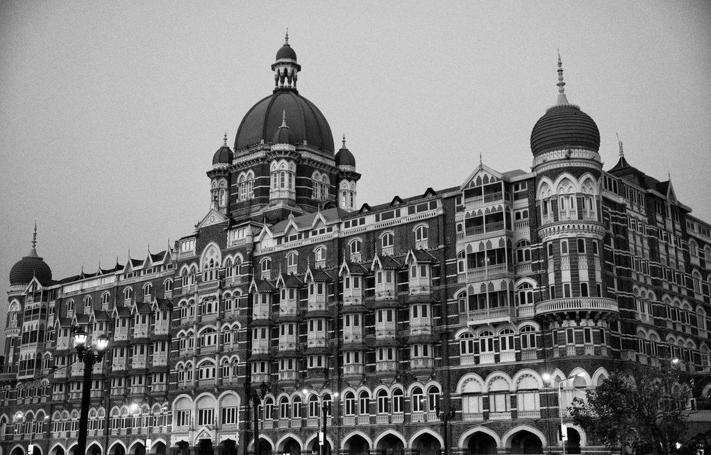 Taj Mahal hotel in Mumbai is among the haunted places in India