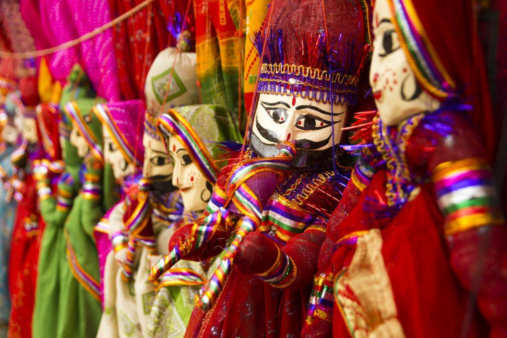Mussoorie Winterline Carnival Festival