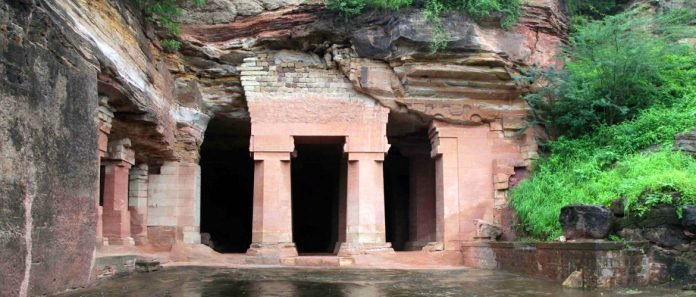 Bagh-caves