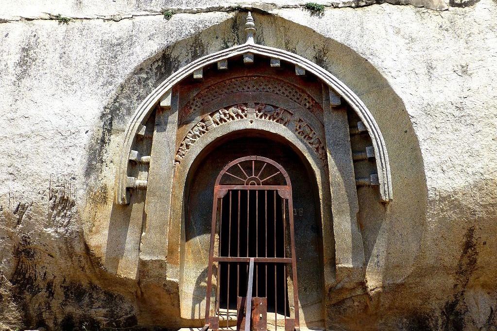 Barabar-Caves-Bihar