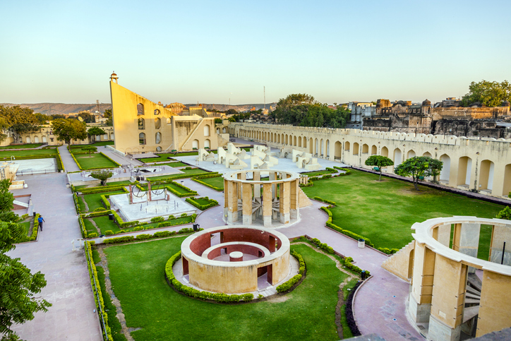 Jantar Mantar observatory - places to visit in Jaipur