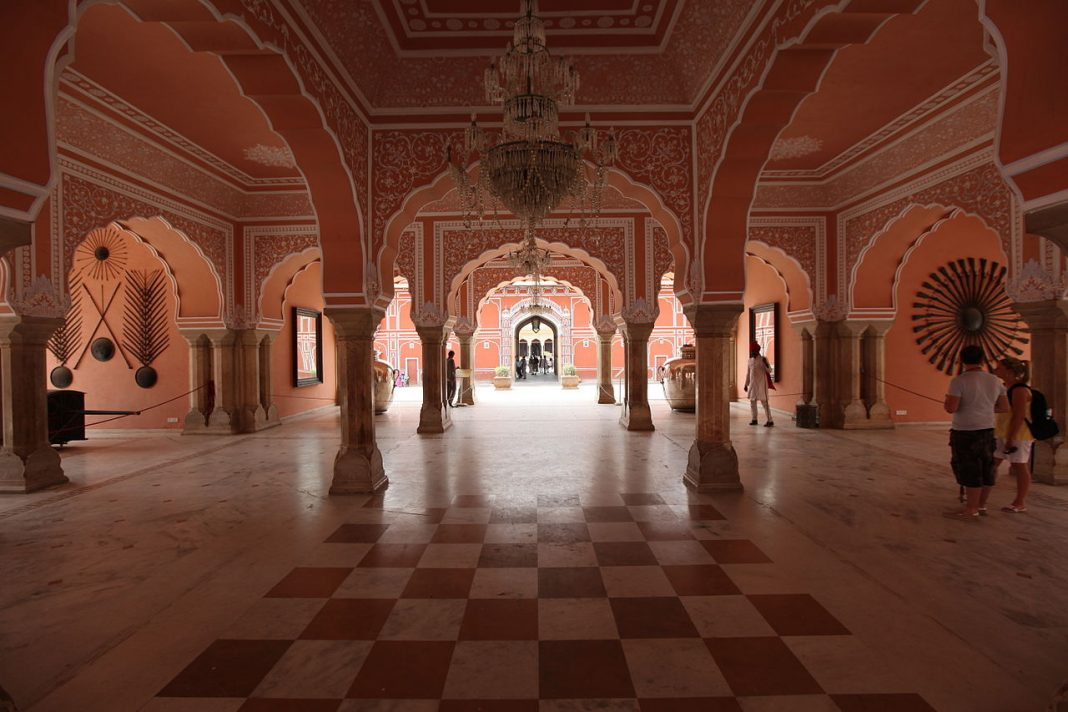 Jaipur-city-palace. city of palaces in india