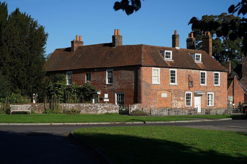Jane-Austens-House-Chawton