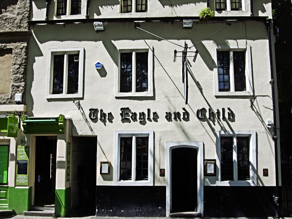 The-Eagle-and-Child-Oxford