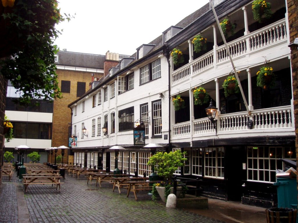 George-Inn-London.