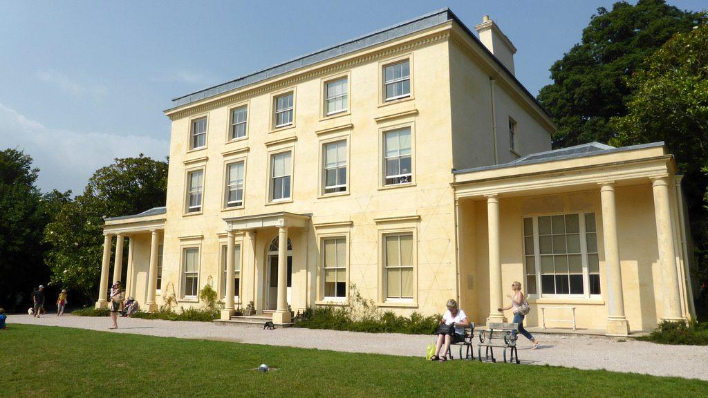 Greenway-Agatha-Christies-House