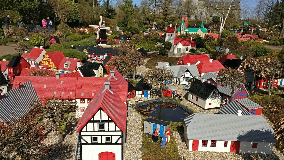 legoland denmark, lego parks