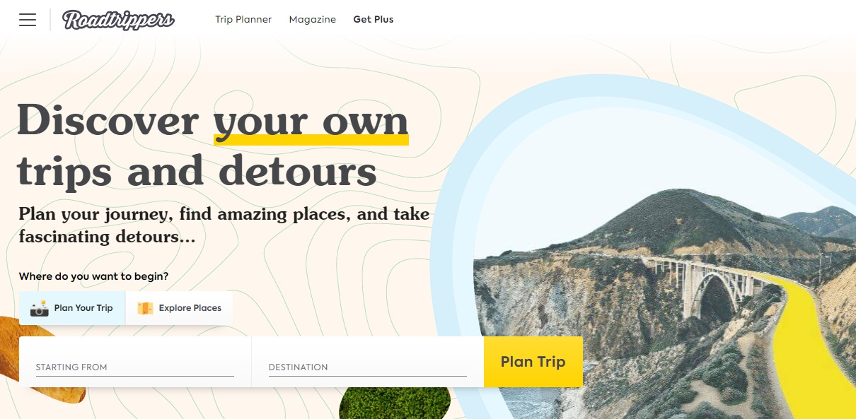 Roadtrippers Plan Your Journey Find Amazing Places And Take >> Take Note Of These 10 Best Travel Websites For Any Bookings