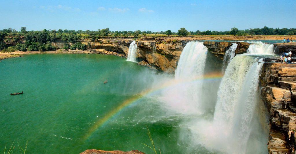 Chitrakote waterfalls, Bastar, Chattisgarh