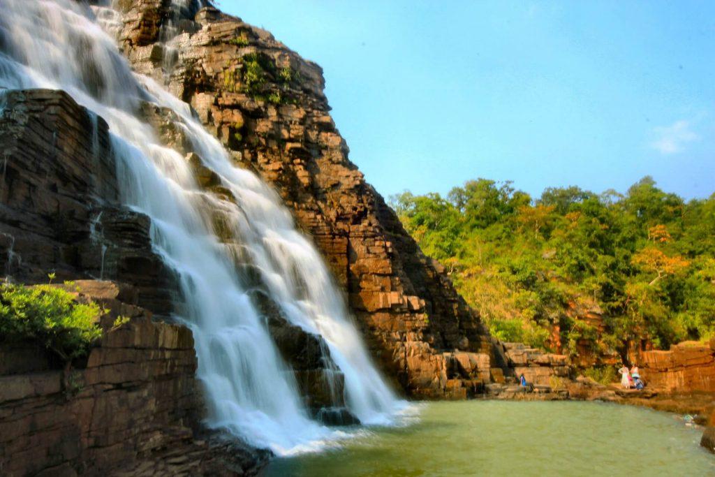 Tirathgarh Waterfall, Bastar, Chattisgarh