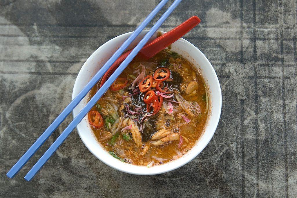 Singaporean Cuisine