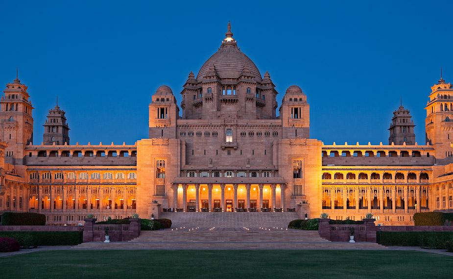 Umaid Bhawan Palace, Biggest Palace in India