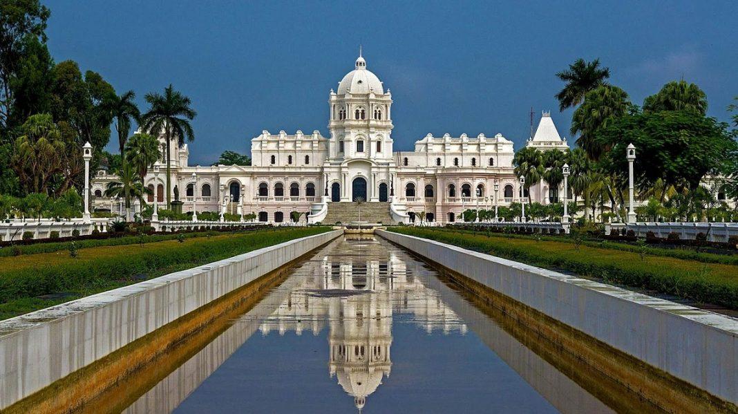 ujjayanta palace, Palaces In India