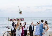 Spring wedding destinations