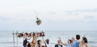 Spring wedding destinations