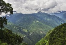 Haflong, hill station in Assam