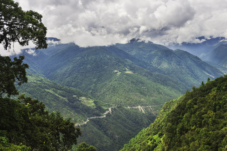 Haflong, hill station in Assam, seven sisters of India