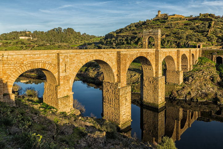 Alcántara Roman Bridge