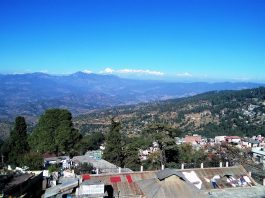 View of Ranikhet