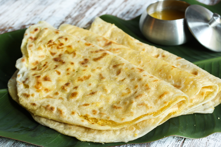 Puran Poli / Holige/ Obbattu - Indian sweet flatbread