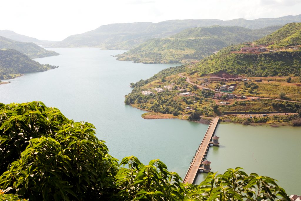 Lavasa - India's first planned hill city in Maharashtra